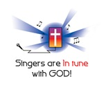 Singers in tune with God
