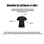 T-Shirt Directions (Women)