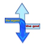 The god, the legend