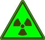 Green Nuclear Symbol