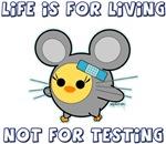 Soychick Against Animal Testing
