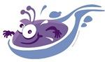 Purple Waterbug
