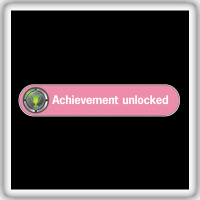 Achievement Unlocked W