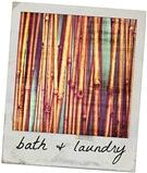 <b>bath & laundry</b></font>