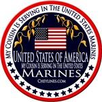 Marine Corps Cousin