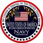 Navy Cousin