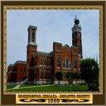 Greensburg Indiana Courthouse
