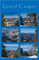 Grand Canyon Poster Collages