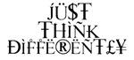 Just Think Differently