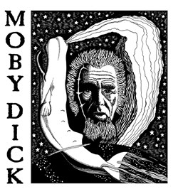 Moby Dick Graphic