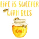 Life's Sweeter With Bees