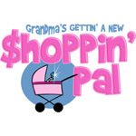 Grandma's New Shopping Pal