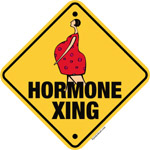 Hormone Crossing