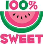 100% Sweet Watermelon