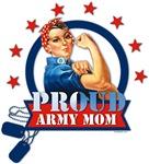 Rosie Proud Army Mom