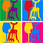 Pop Art Wine