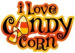 I Love Candy Corn