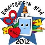 School Supplies Kindergarten Grad 2012