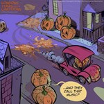 Pumpkins That Are Smashing