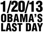 Obamas Last Day