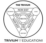 Trivium Logo shirt+ type 3 - front only