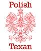 Polish Texan White Eagle