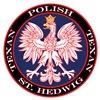 St. Hedwig Round Polish Texan