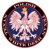 White Deer Round Polish Texan