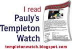 Pauly's Templeton Watch
