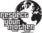 Respect Your Mother (black)