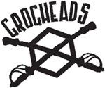 GrogHeads Weathered Logo