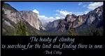 Beauty of Climbing