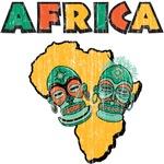 Africa - African Masks
