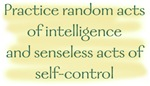 Random Acts of Intelligence