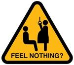 Feel nothing? (Y/B)