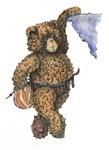 climber bear