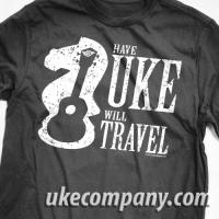 Have Uke Will Travel
