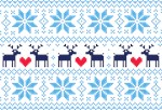 Merry Christmas pattern 2