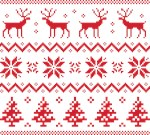 Merry Christmas pattern 4