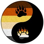 Bear Yin and Yang