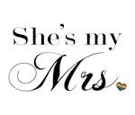She's My Mrs.