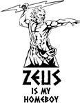 Zeus is my homeboy