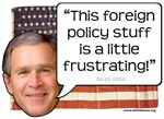 Foreign Frustraters!