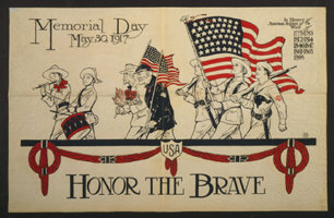 Honor the Brave on Memorial Day