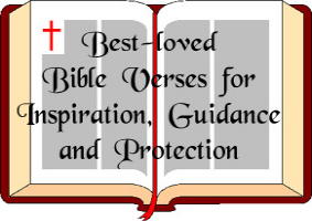 <b>Favorite Bible Verses for Inspiration</b>