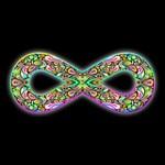 Infinity Psychedelic Symbol