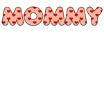 Mother's Day: Mommy Heart Letters