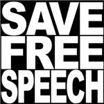 Save Free Speech