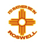 I'd Rather Be In Roswell