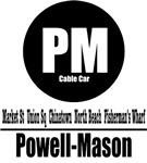 PM Powell-Mason Cable Car (Classic)